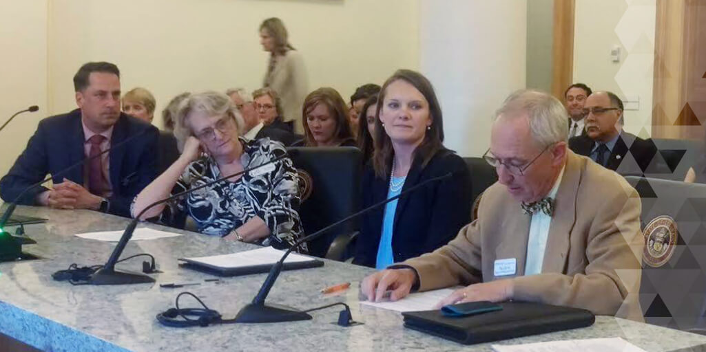 Mosaic in Colorado Springs Executive Director Cheryl Wicks testifies about DSP wages and the waitlist in Colorado.