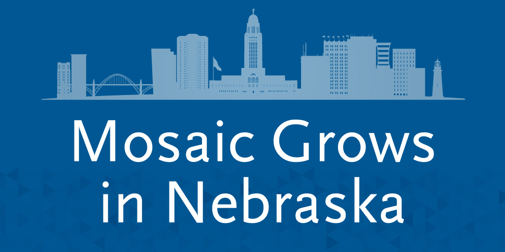 Mosaic Grows in Nebraska
