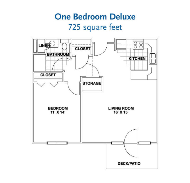 One Bedroom Deluxe