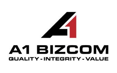A1 Bizcom Logo
