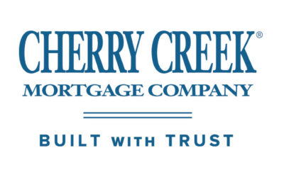 Cherry Creek Mortgage Company logo displays the words