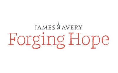 James Avery Forging Hope Logo