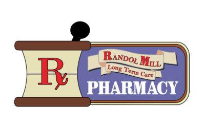 Logo: Randall Mill Long Term Care Pharmacy.