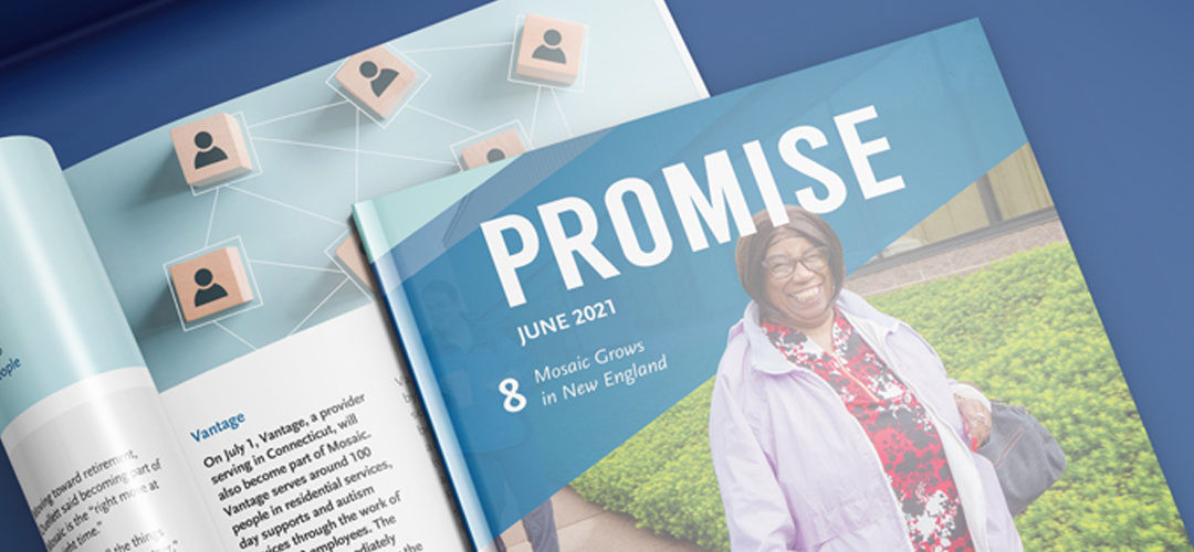 The Summer 2021 Issue of 'Promise' is Online!